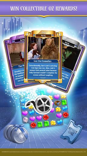 The Wizard of Oz Magic Match 3 screenshot 4