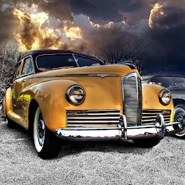 Clipper II by JEFFREY LORBER - Transportation Automobiles ( chrysler, clipper, 1932 chrysler, lorberphoto, jeff lorber, 1932, caffeine & octane, jeffrey lorber )