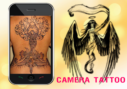 app tattoo camera editor apk for windows phone android games and apps. Black Bedroom Furniture Sets. Home Design Ideas