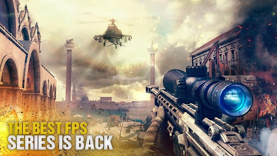 Game Modern Combat 5: eSports FPS apk for kindle fire
