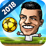 ⚽ Puppet Soccer Champions – Fighters League ❤️? Icon