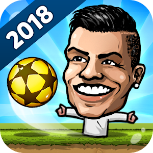 ⚽ Puppet Soccer Champions – Fighters League ❤️🏆 Icon