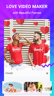 Video maker - Create love video from photos for pc
