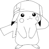 Download pikachu coloring book APK to PC