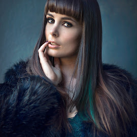 Simone by Giselle Hammond - People Fashion ( fashion, model, south africa, pretty, portrait )