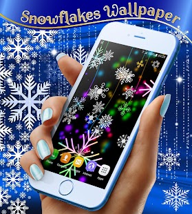App Snow Stars Free Wallpaper apk for kindle fire