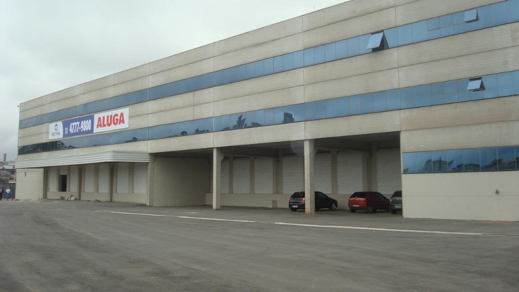 Galpão para alugar, 4.866 m² - Osasco/SP