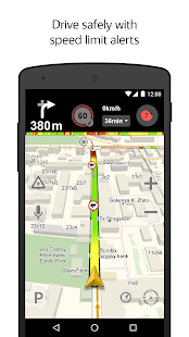 Yandex.Navigator APK for iPhone