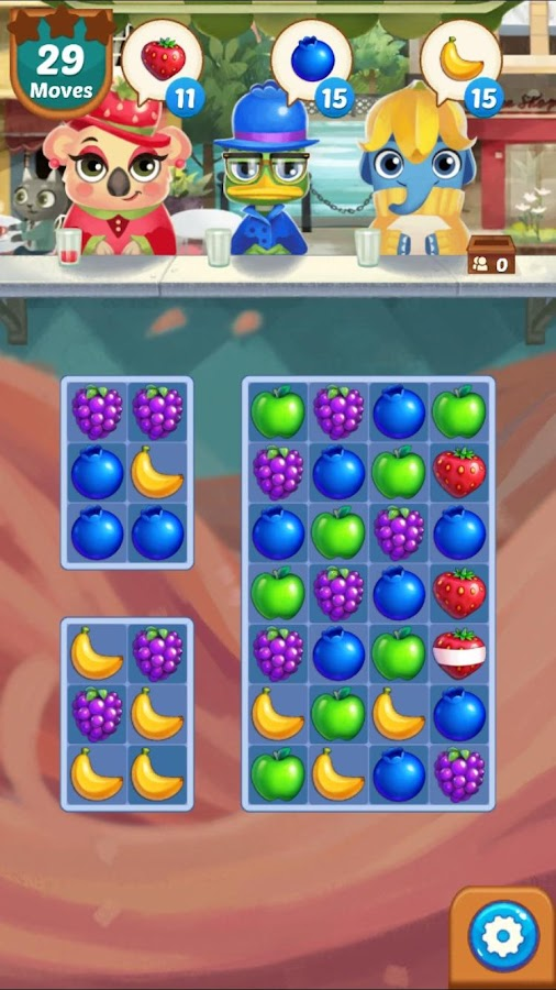Juice Jam - Puzzle Game & Free Match 3 Games Screenshot 5