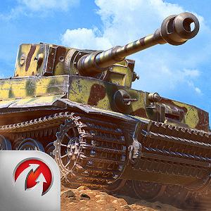 Cover art World of Tanks Blitz