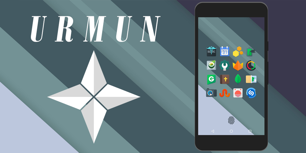 Urmun - Icon Pack Screenshot 8