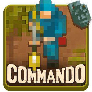 Wolf of the BF:Commando MOBILE For PC
