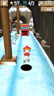 Marshall Runner Patrol Snow Rush