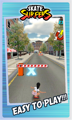 Skate Surfers Free screenshot 7