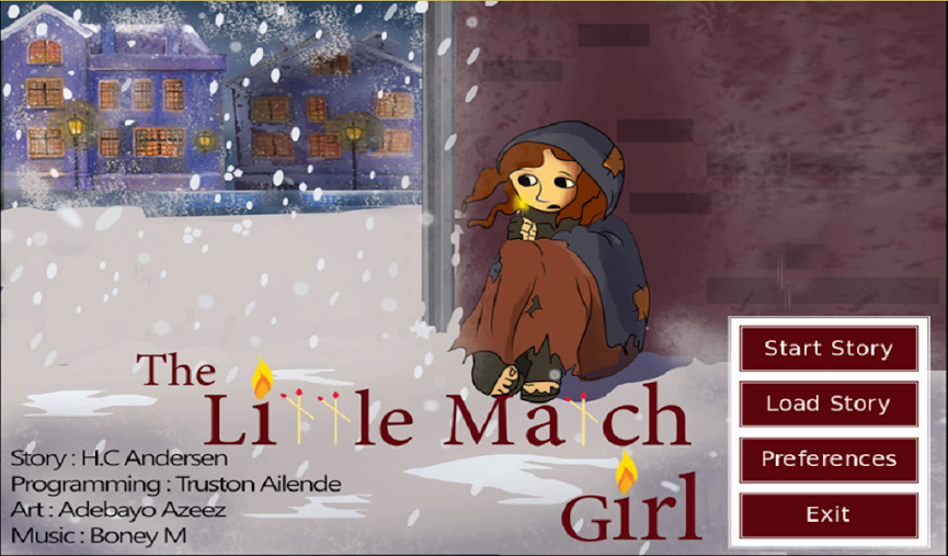The Little Match Girl APK