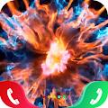 Colorful Fire Caller Screen APK