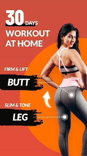 30 Day Butt & Leg Workouts for pc