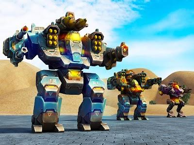 Mech Robot War 2050 APK
