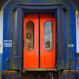 The End! by Marco Bertamé - Transportation Trains