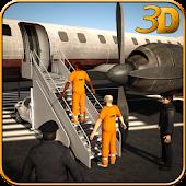 Jail Criminal Transport Plane APK for Bluestacks