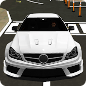 Game C63 && C180 Driving Simulator APK for Kindle