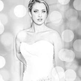 Soft lights by Deon Wyk - Wedding Bride ( amazing bride, wedding, dwfun, beauty, bride )