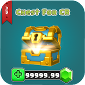 Chests For Clash Royale: Simulator Icon