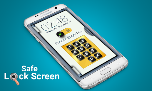 Safe Lock Screen APK for Bluestacks