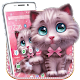 Cute Furry Cat Theme APK