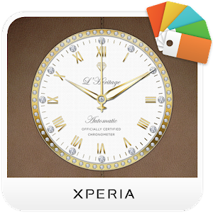 Download XPERIA™ Heritage Theme For PC Windows and Mac