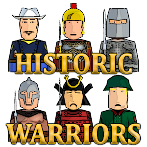 You have the best Warriors in History. Build a wall. Deploy your army. Fight! APK Icon