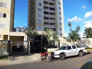 Apartamento  residencial para locação, Parque Amazônia, Goiânia. - Parque Amazônia+aluguel+Goiás+Goiânia