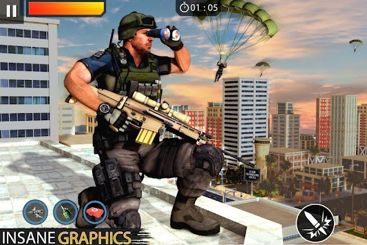 Cover Shoot: Elite Sniper Strike APK screenshot thumbnail 8