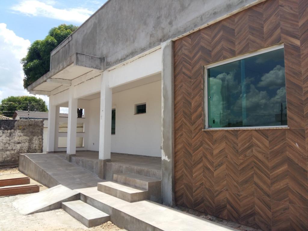 Casa residencial à venda, Paraviana, Boa Vista.