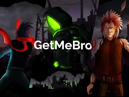GetMeBro!- screenshot thumbnail