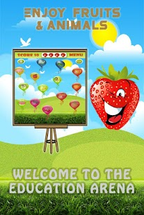 Balloon Popping-Kids Learning - screenshot