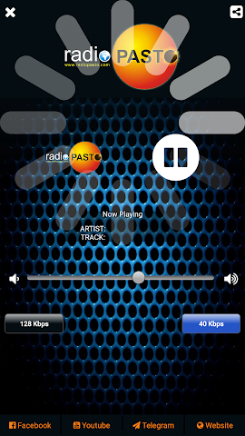 android Radio Pasto Screenshot 2