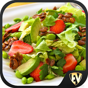 Salad Recipes: Healthy Foods with Nutrition & Tips For PC / Windows 7/8/10 / Mac – Free Download