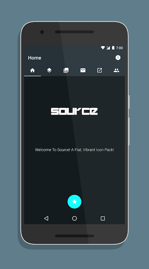 Source - Icon Pack Screenshot 0
