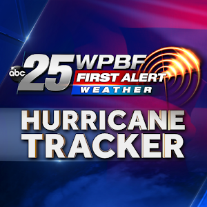 Hurricane Tracker WPBF 25 For PC