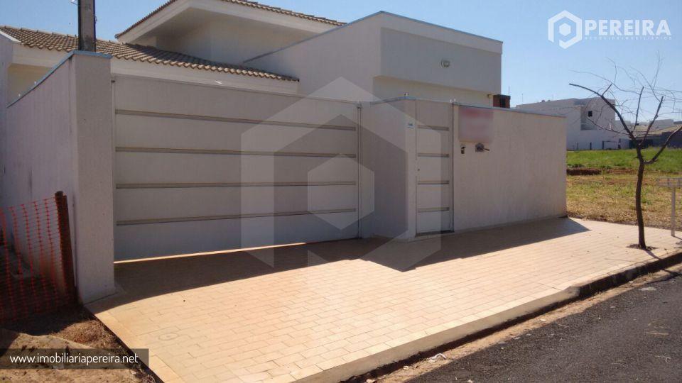 Casa  residencial à venda, Residencial Bortoloti, Votuporanga.