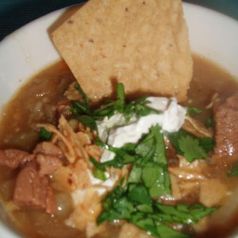 Beef Green Chile Stew