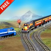 Download Train Racing Games 3D 2 Player APK on PC