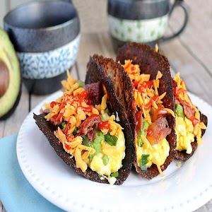 Keto Breakfast Tacos For PC