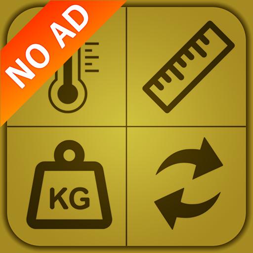 Unit Converter (No Ads) APK Cracked Download