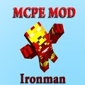 Mod for Minecraft Ironman APK for Bluestacks