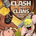 Download Draw Battle Clash of Clans APK on PC