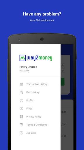 Way2Money - HakunaMatata Your money simplified . screenshot 5