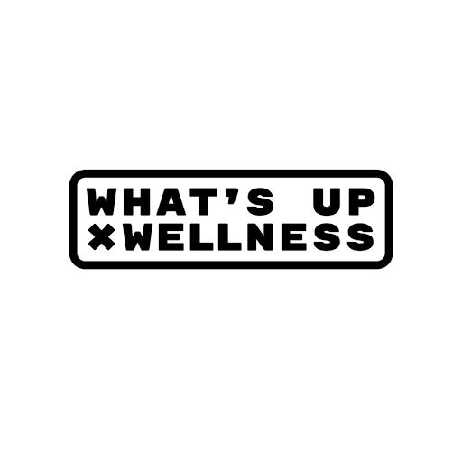 Whats Up Wellness, ,  logo