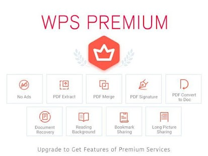 WPS Office + PDF APK for Bluestacks